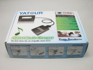 Yatour Yt-M06 Aux MP3 CD Changer for Honda pictures & photos
