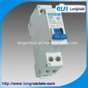 Model Dpn 1p+N MCB Circuit Breaker pictures & photos