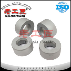 Tungsten Cemented Carbide Wire Guide Die for Steel Wire pictures & photos