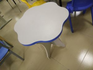 Colorful School Kids Study Customized Table and Chairs pictures & photos