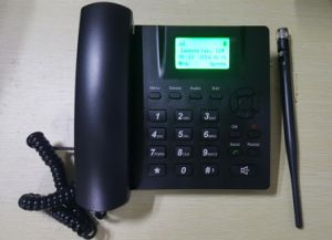 Ets 6188 Fixed Cell Phone Terminal cellular with 3G TNC Spanish French Menu pictures & photos