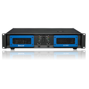 Good Quality 800W Pure Post Professional Power Amplifier (B-800) pictures & photos