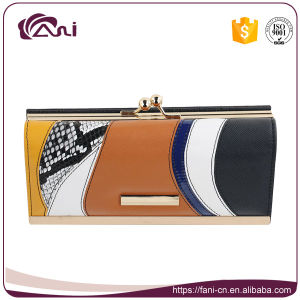 Fani Fashion PU Leather Lady Wallet and Teen Wallets pictures & photos