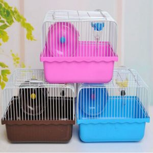 Hamster Cage Sale Small Portable Baby Hamster Cage pictures & photos