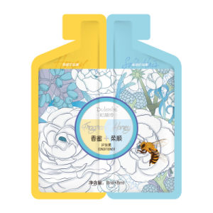 Honey Herbal Anti-Dandurff Travel Set Hair Shampoo pictures & photos