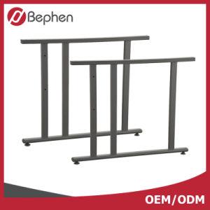 OEM Office Steel Desk Leg Powder Coating Knock Down Desk Leg 1217 pictures & photos