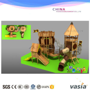 2017 Vasia Nature Series Activity Outdoor Playground for Kids pictures & photos