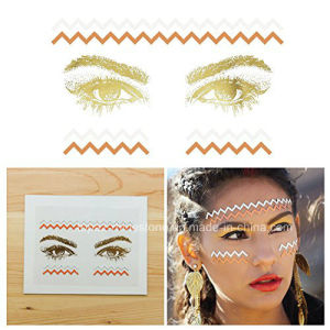 Diamond Rhinestone Stickers Eyeliner Brow Rhinestone Stickers (TS-572) pictures & photos