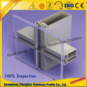 Aluminum Profile for Windows & Doors Curtain Wall Construction pictures & photos