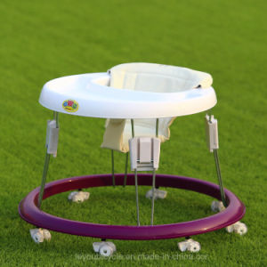 Hot Sale Simple Plasic Baby Walker (LY-A-81) pictures & photos