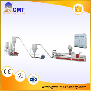 Plastic PP/PE Two Stage Pelletizer Recycling Machine Granulator pictures & photos
