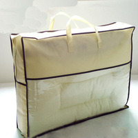 Hot Sales Durable Clear PVC Bedding Bag with Handles pictures & photos