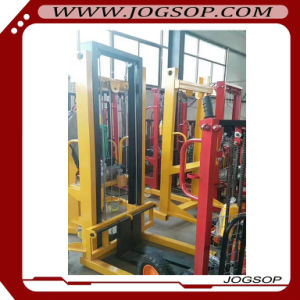 Wholesale 3 Ton 1600mm Hydraulic Manual Hand Stacker pictures & photos
