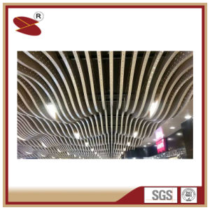 New Style Aluminum Baffle Ceiling for Railway Station Decoration pictures & photos