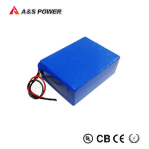 26650 Rechargeable LiFePO4 Battery 12V 100ah for Solar Streetlight pictures & photos