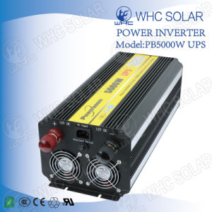 Powerboom 5000W UPS Solar Power Inverter with Charger pictures & photos