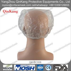 Disposable Hospital Surgical Fluid Resistant PE Elastic Cap pictures & photos