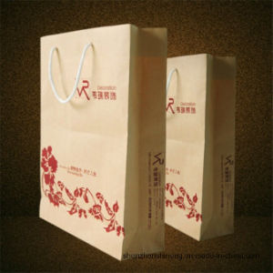 Paper Bag ---- Stone Paper Rich (RPD-200um) Mineral Paper Double Coated pictures & photos