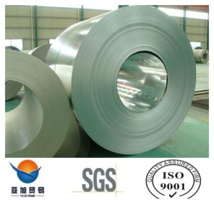 Cold Rolled Galvanized Steel Coil for Building Material pictures & photos