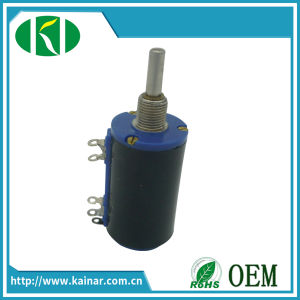 Wxd3-13 10 Turns Wire Wound Potentiometer pictures & photos