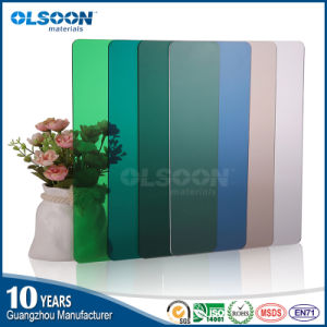 Olsoon Factory Direct Color PMMA Sheet/Acrylic Plastic Sheet/Clear Acrylic Sheet pictures & photos