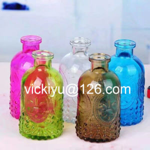 Colored Home Decoration Glass Jars pictures & photos