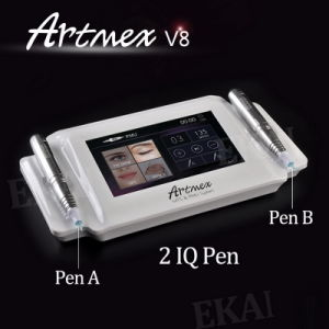 Manufacturer Directly Sales Semi Permanent Makeup Tattoo Machine Kit pictures & photos