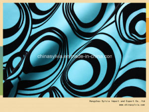 Synthetic Leather Flocked with Natural Leather on Surface pictures & photos