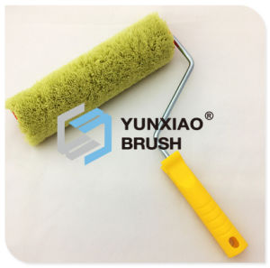Green Mix Fabric Roller Brush with European Frame pictures & photos