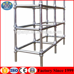 HDG Paiting Galvanized Steel Scaffold Cuplock Standard pictures & photos