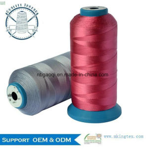 Nylon 6.6 Continuous Filament Sewing Threads 420d/3 pictures & photos