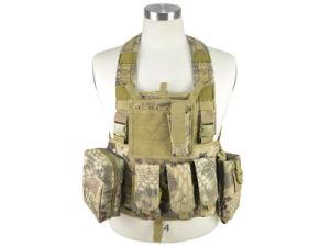Tactical 4 Pouches Magazine Carry Chest Rig Vest pictures & photos