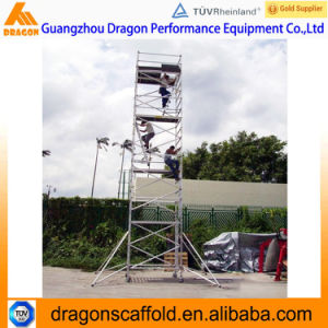 China Aluminium Scaffolding, Factory Price Step-Stair Scaffolding pictures & photos