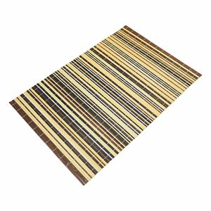 Natural Bamboo Strips Placemat for Tabletop pictures & photos