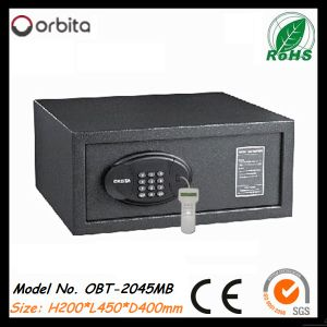 Orbita Stainless Steel Two Key Safe Box pictures & photos
