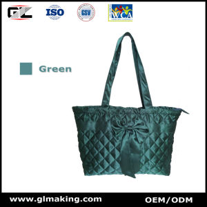 Single Colour Handhold Diaper Bag From Manufacturer pictures & photos