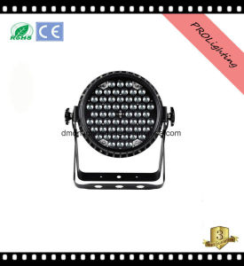 IP65 Waterproof LED PAR Can Lights 54PCS X 3W RGBW 4-in-1 with Zoom