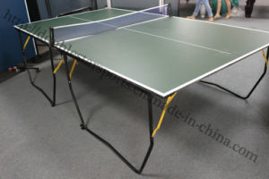 High Grade Folded Movable Table Tennis for Indoor Used pictures & photos