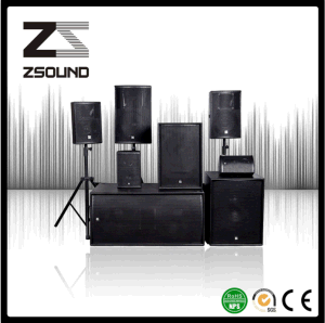 15 Inch Professional Stage Monitor Audio Speaker pictures & photos