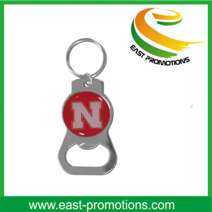 Custom Cheapest Metal Keychain with Bottle Opener pictures & photos