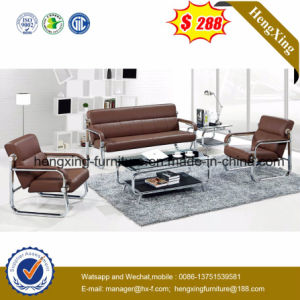 Modern Leather Combination Office Sofa (HX-CS077) pictures & photos