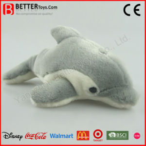Safe Material Soft Plush Animal Dolphin Toy for Kids pictures & photos