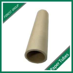 Low Price Custom Thick Brown Color Paper Tube pictures & photos