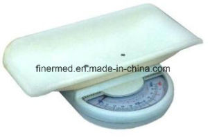 Medical Manual Mechanical Baby Weighing Scale pictures & photos