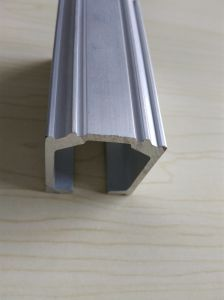 Aluminium Top Rail Profile pictures & photos