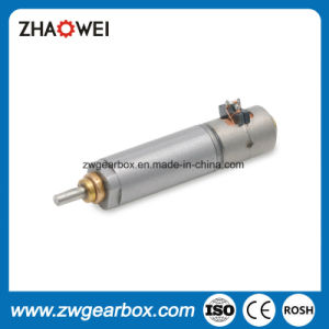 3V 4mm Low Noise Planetary Gear Stepper Motor with Gearbox pictures & photos