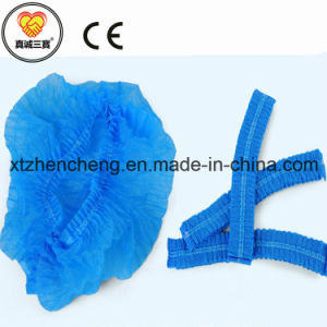 Disposable Non Woven Bouffant Cap/ Nurse Cap/Surgical Cap