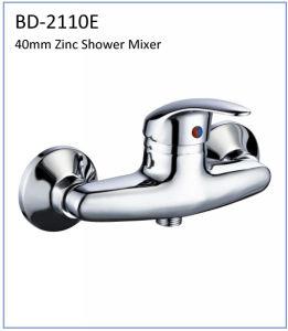 Bd2110e 40mm Zinc Single Lever Shower Faucet pictures & photos