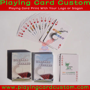 Full Color Printed Custom Playing Cards pictures & photos