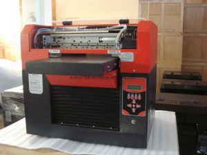 A3 Size Economical UV Printing Machine pictures & photos